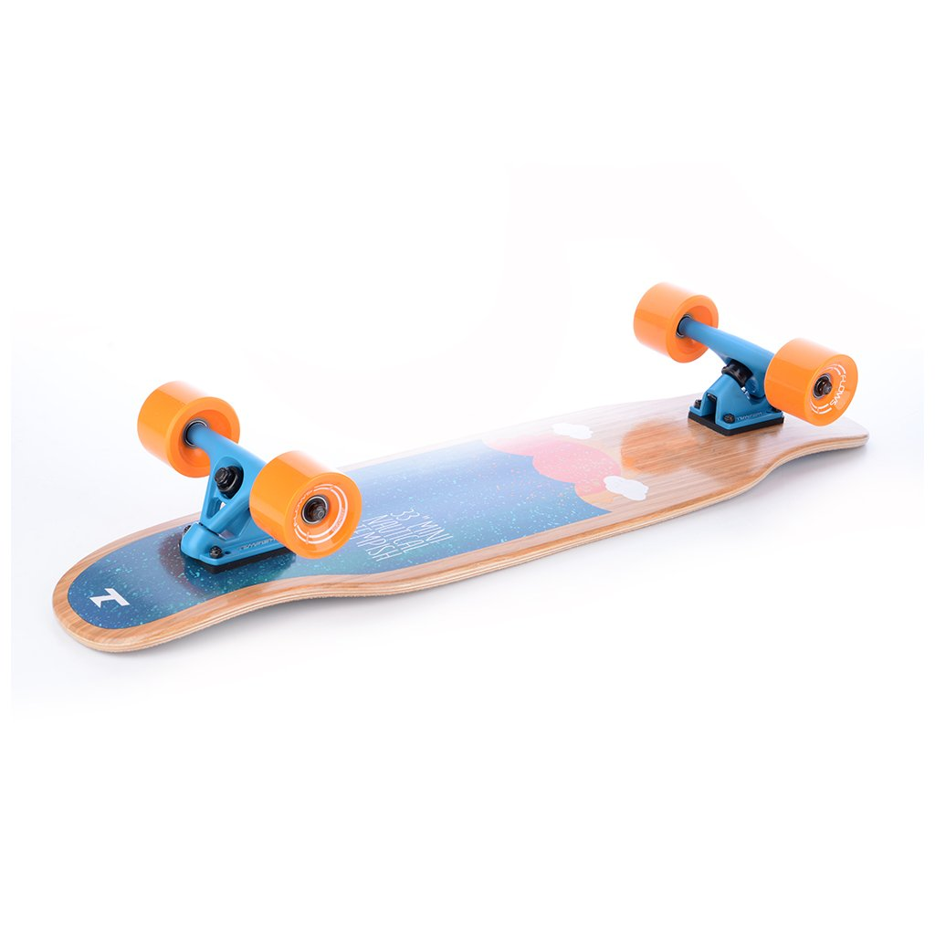 "Tempish - Mini Nautical 33"" - longboard"