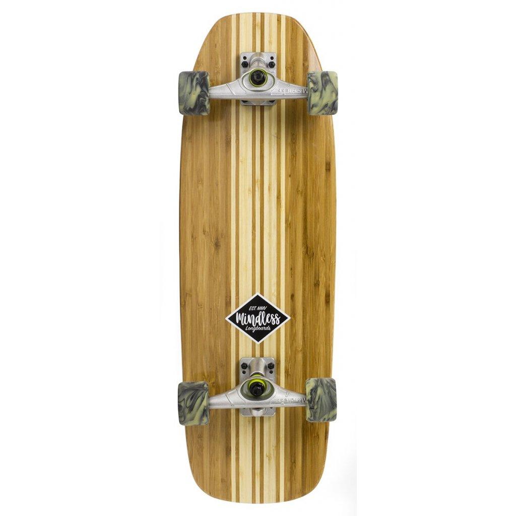 "Mindless - Surf Skate 30"" Bamboo - surfskate"