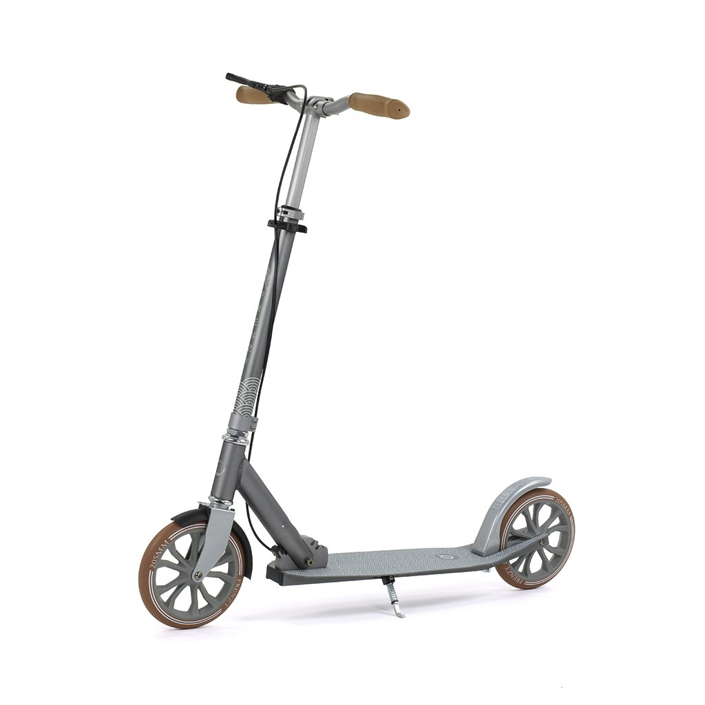 FR205 2 Frenzy Scooters 205mm Kaimana Grey Main