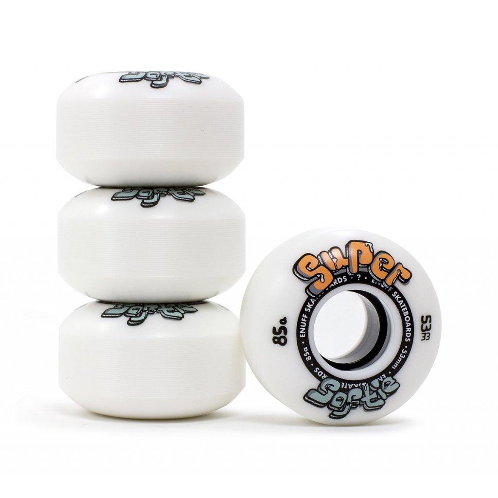 Enuff - Super Softie White
