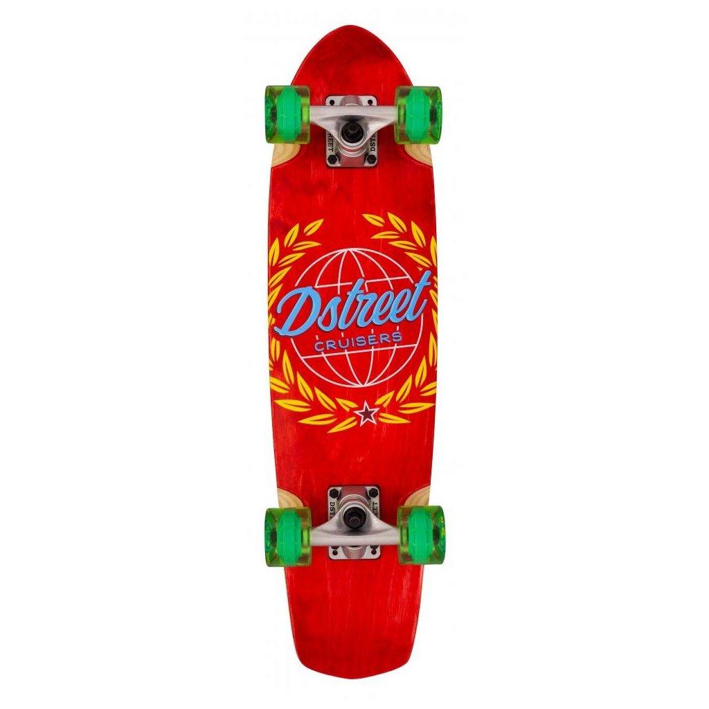 D-Street - Cruiser Atlas Red