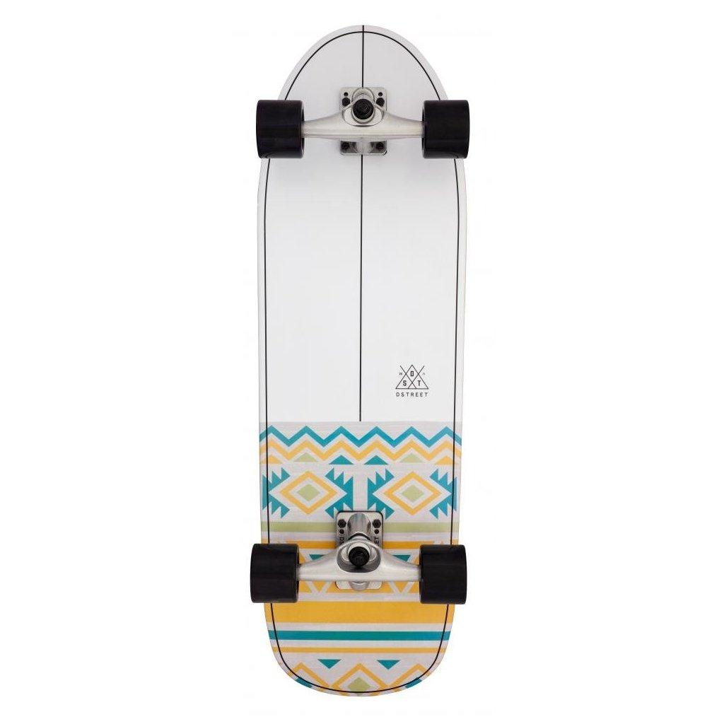 "D-Street - Navaho Multi 32"" - surfskate"