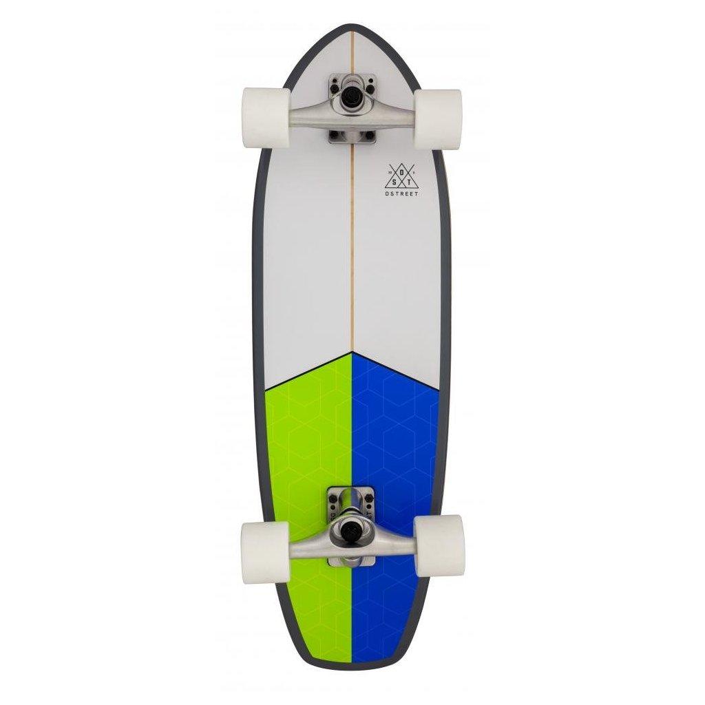 """D-Street - Tidal Multi 30"""" - surfskate"""