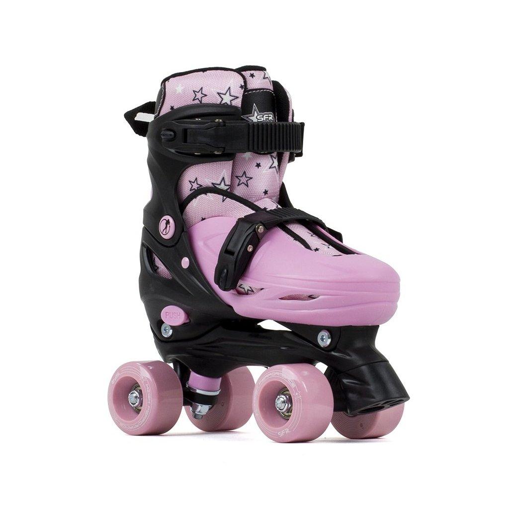SFR - Nebula Adjustable Black/Pink