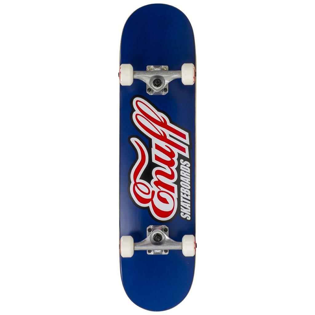 """Enuff - Classic Logo Blue 7,75"""" / 7,25"""" - skateboard"""