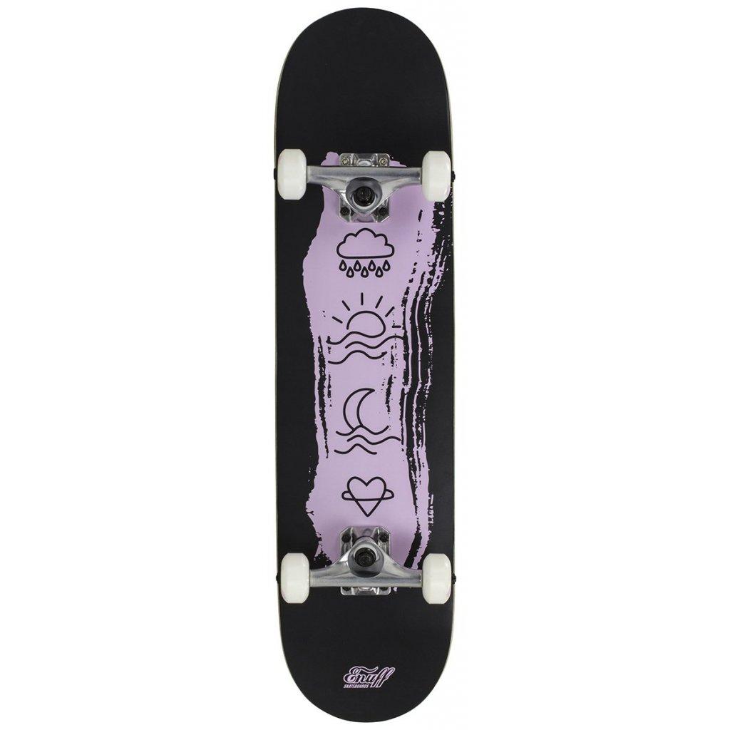 "Enuff - Icon Pink - 7,75"" / 7,25""- skateboard"