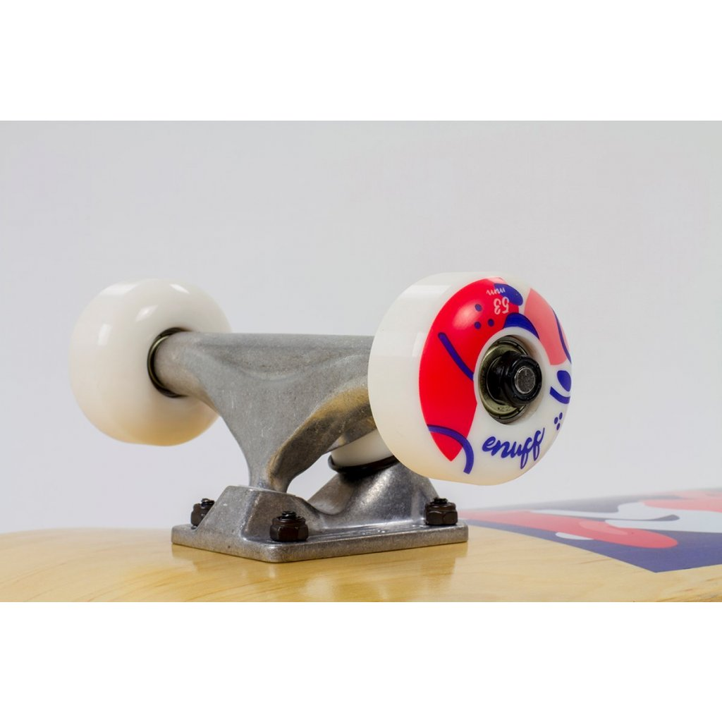 "Enuff - Making Waves Purple 7.75"" - skateboard"