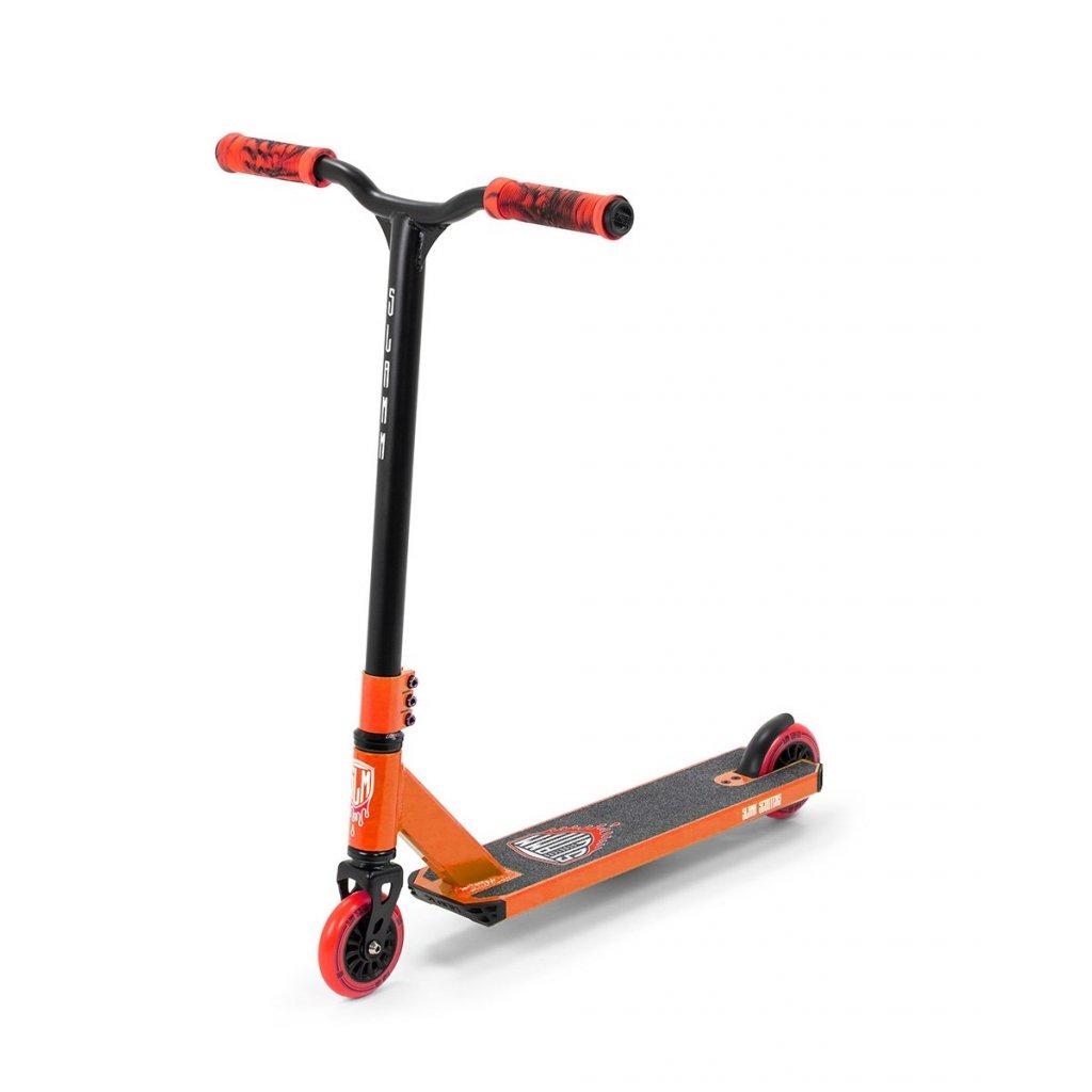 Slamm - Tantrum V8 - Orange - Freestyle koloběžka
