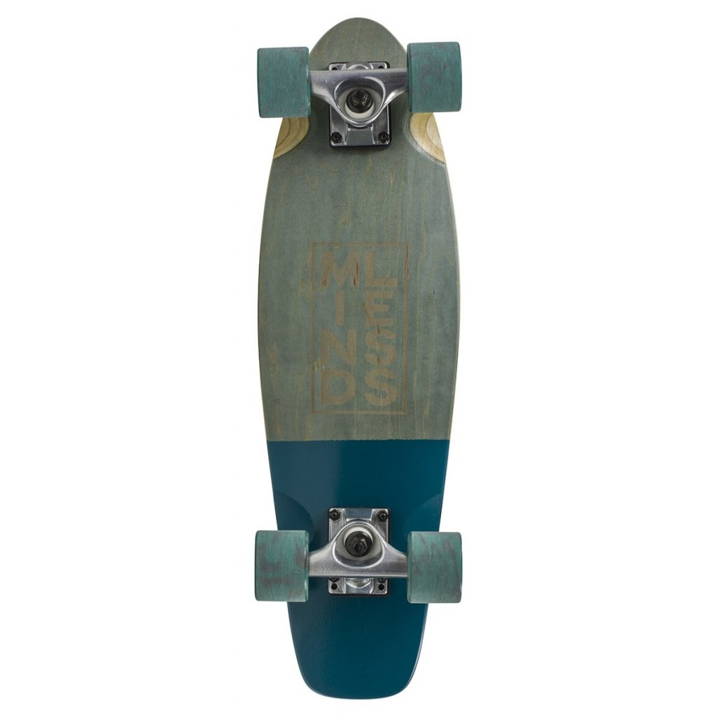 "Mindless - Daily V3 24"" Grey - longboard"