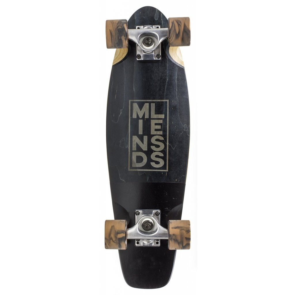 "Mindless - Daily V3 24"" Black - longboard"