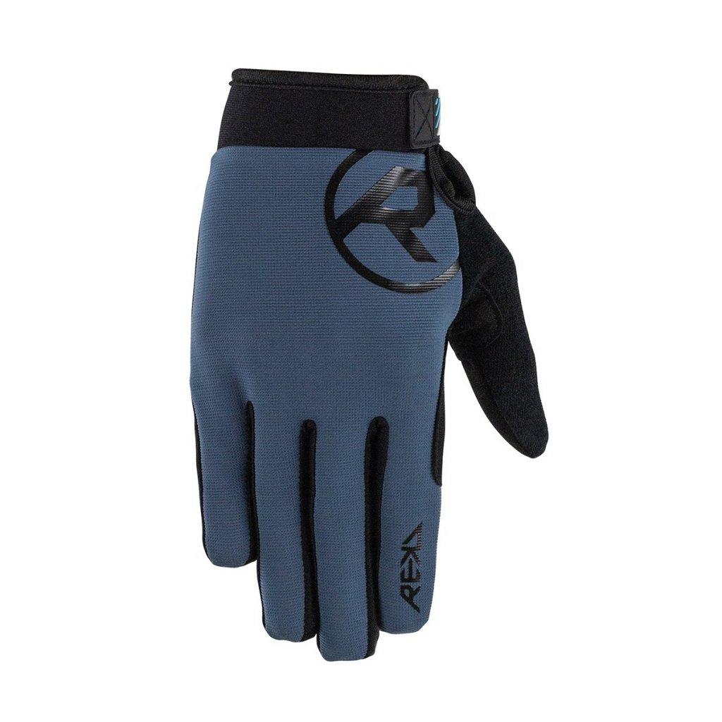 Rekd - Status Gloves Blue - Rukavice