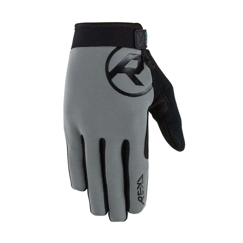 Rekd - Status Gloves Grey - Rukavice