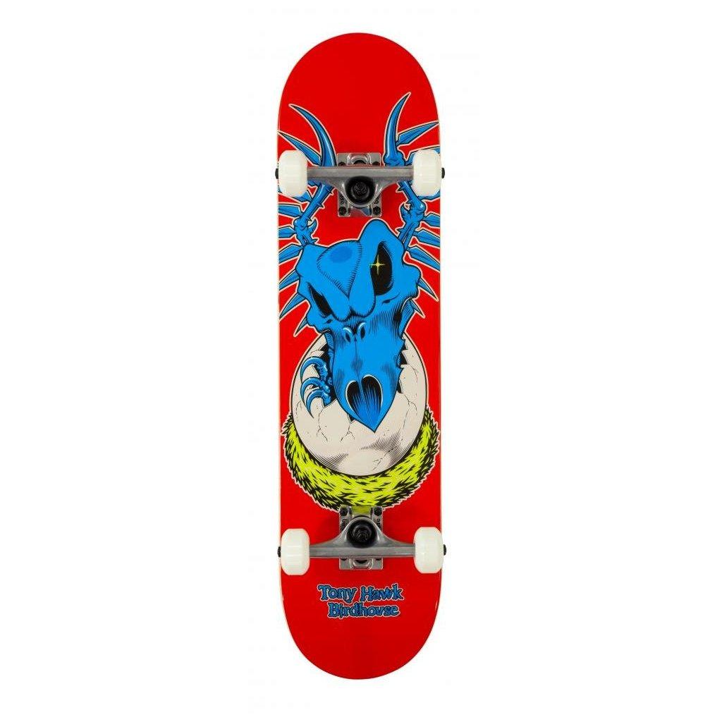 "Birdhouse - Stage 1 Falcon Egg Red 7.75"" - skateboard"