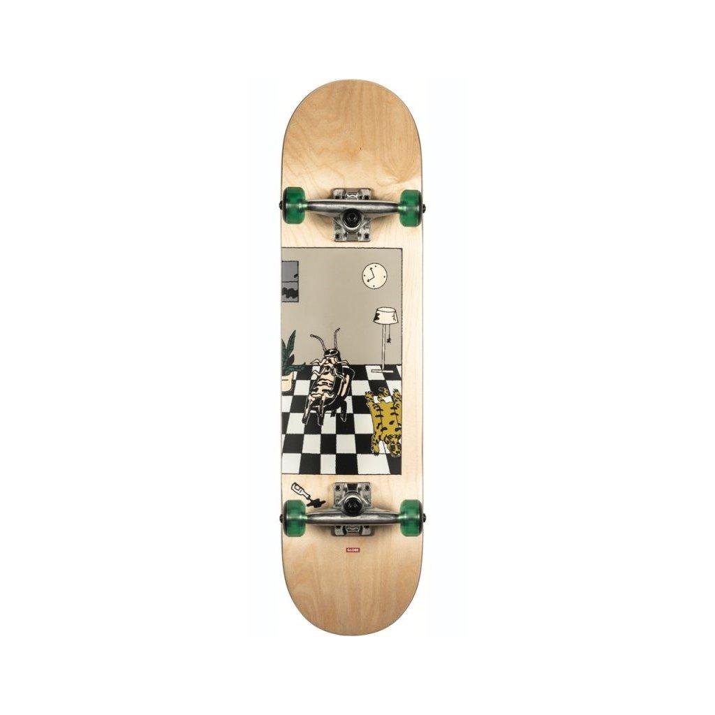 "Globe - G1 - Roaches/Natural - 8"" - skateboard"