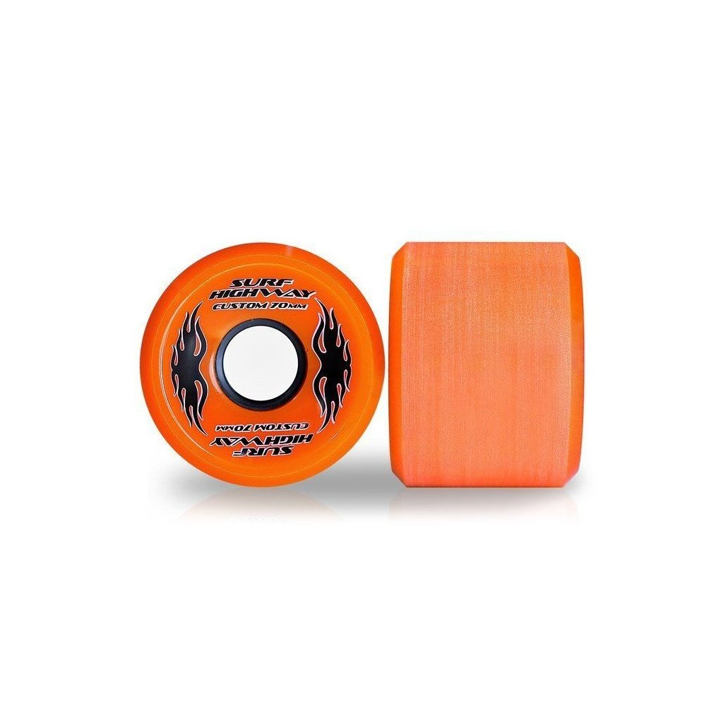 Hammond - Surf Highway Orange - 70 mm 84a (sada 4 ks)