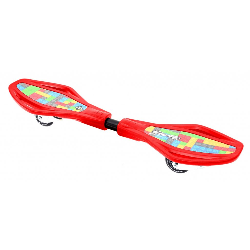 Street Surfing - Mini SL Ground Play Red - Waveboard