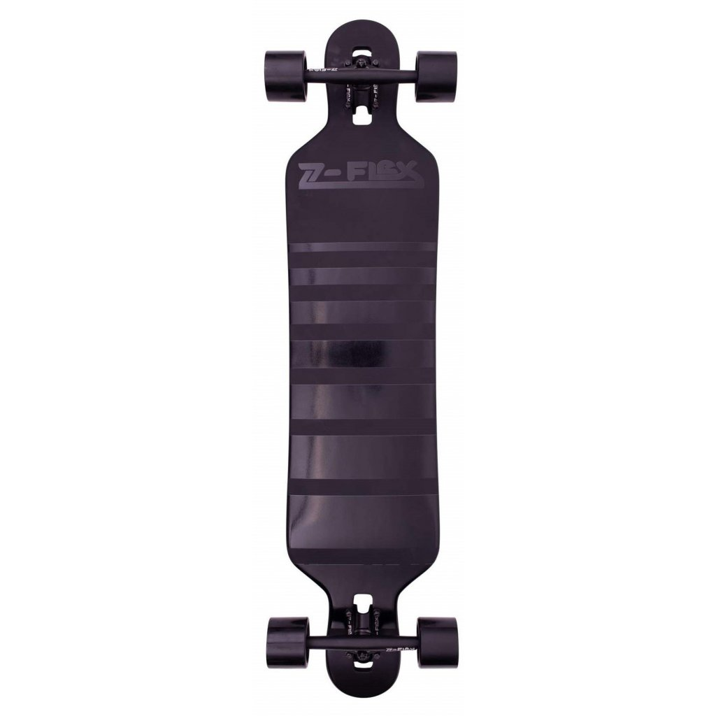 "Z-Flex - Shadow Lurker DT 41"" Black - longboard"