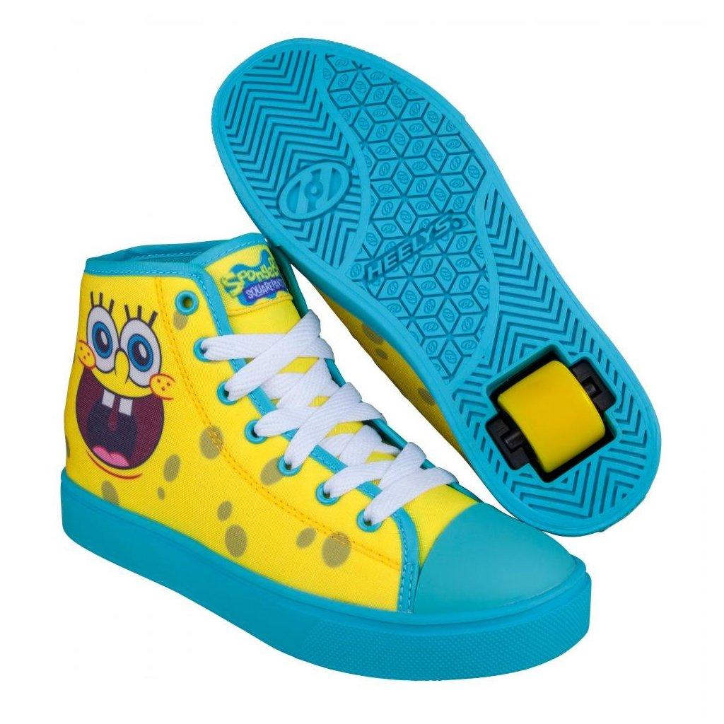 Heelys - Hustle - SpongeBob - koloboty