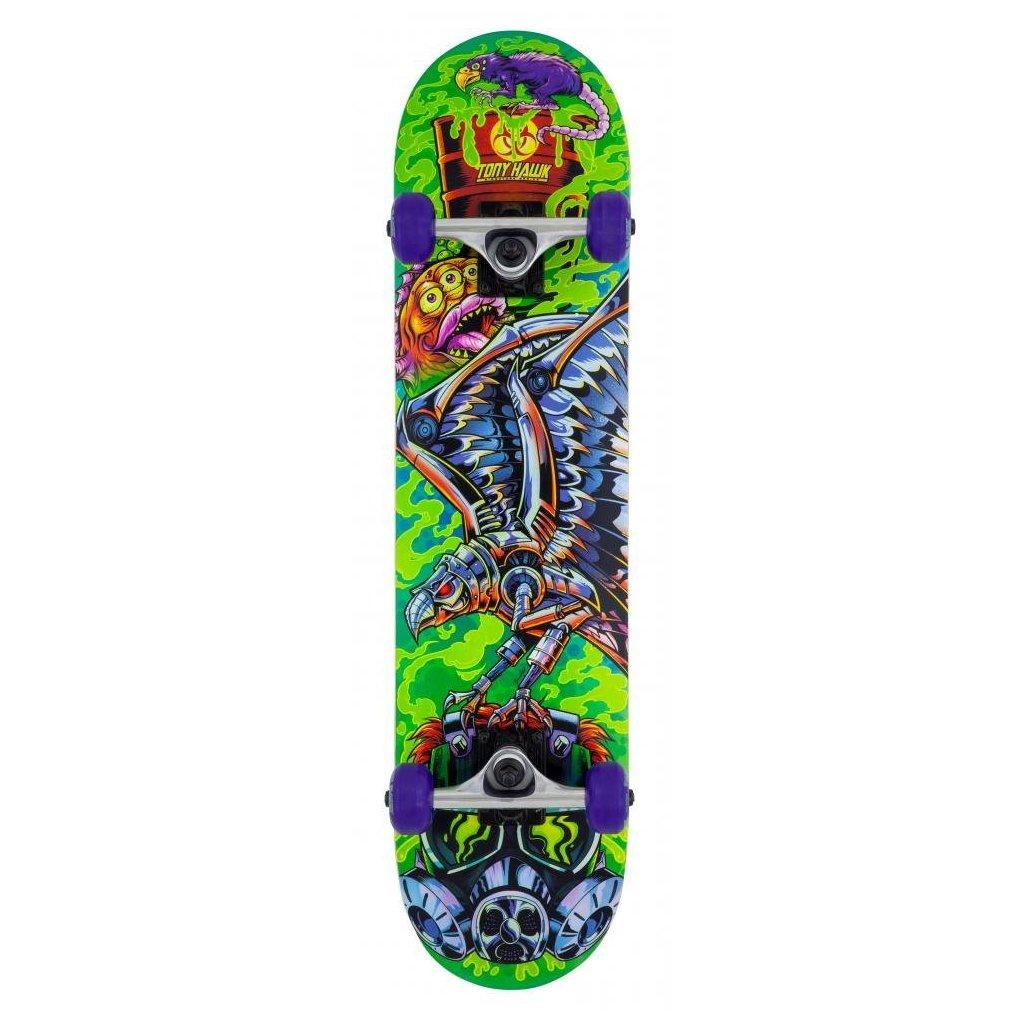 """Tony Hawk - SS 360 Toxic - 7,5"""" - skateboard"""