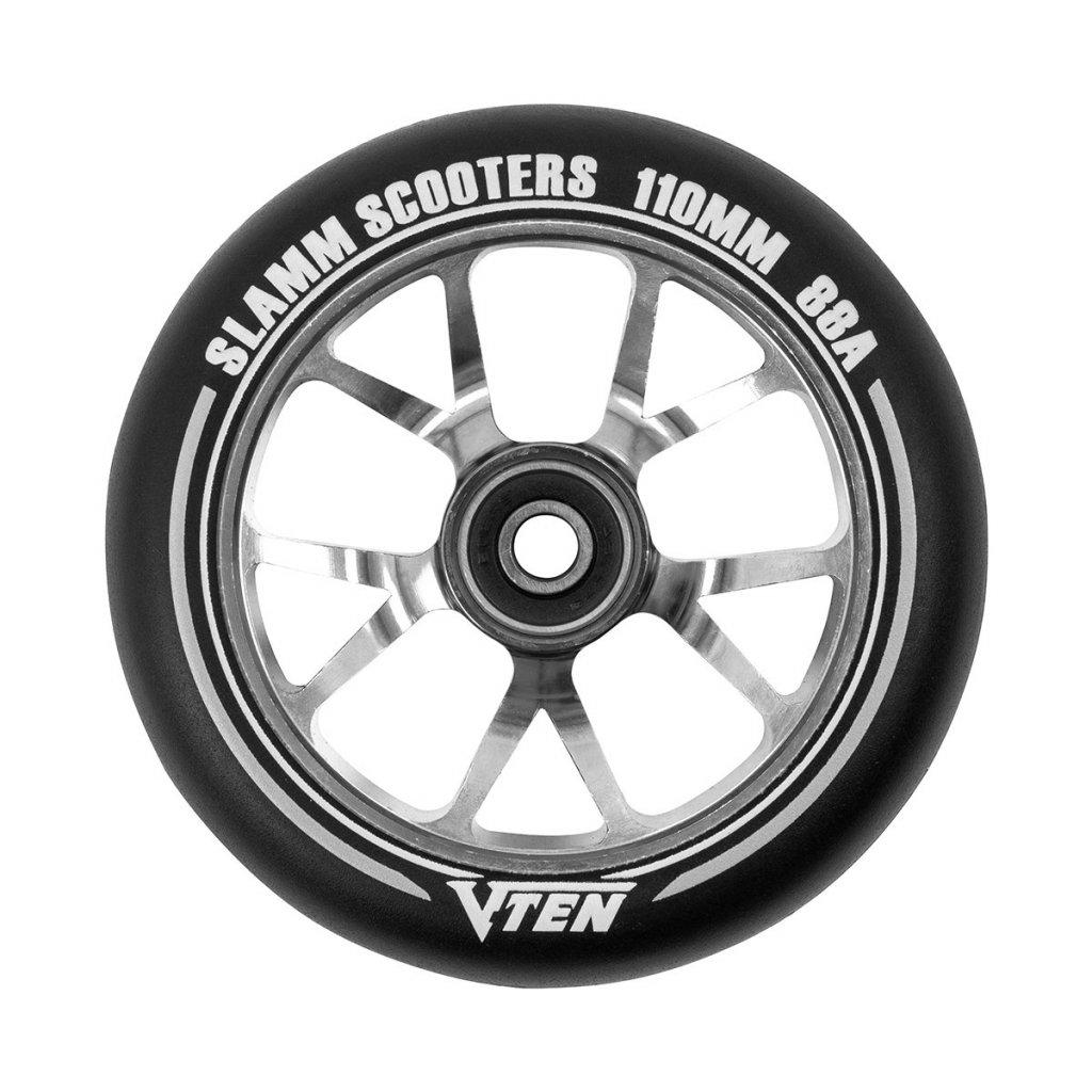 Slamm - V-Ten V2 110 mm Titanium kolečko (1ks)