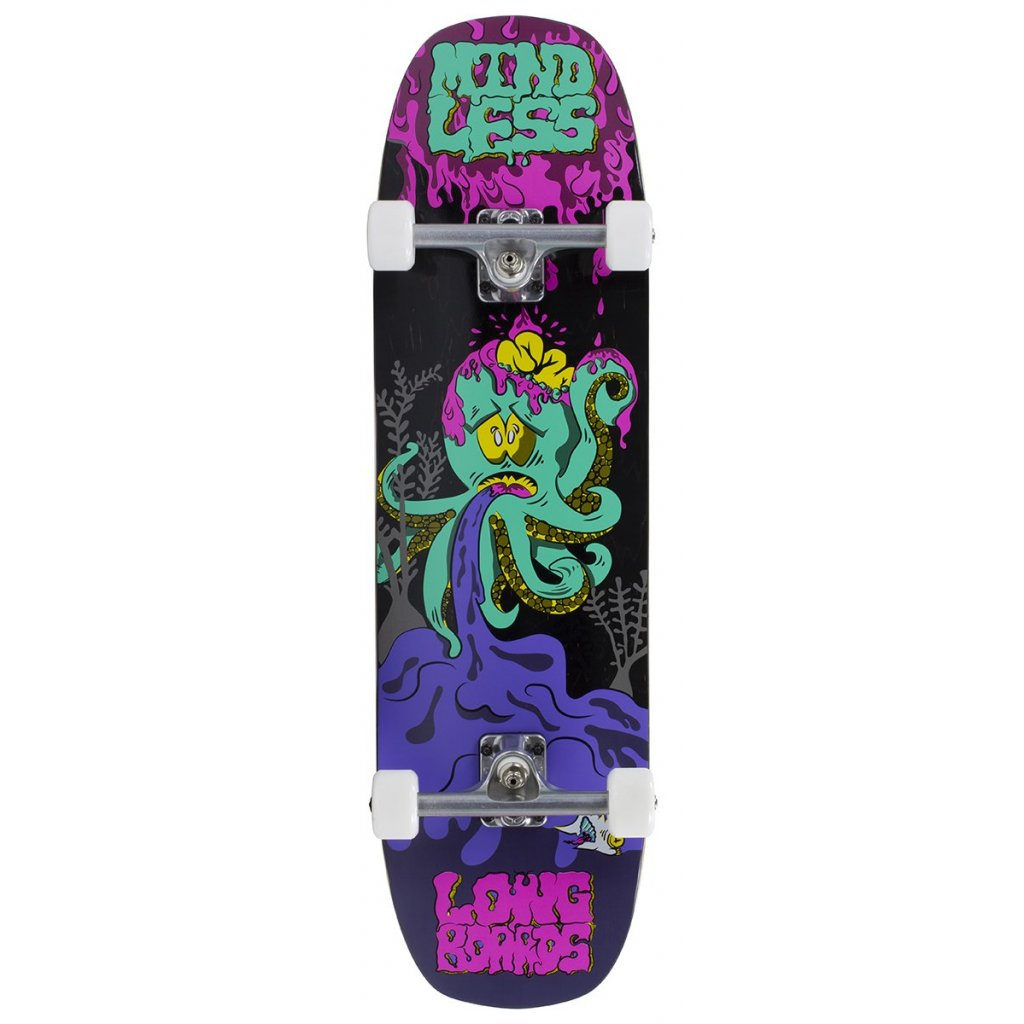"""Mindless - Octopuke 32,5"""" Pink/Purple"""