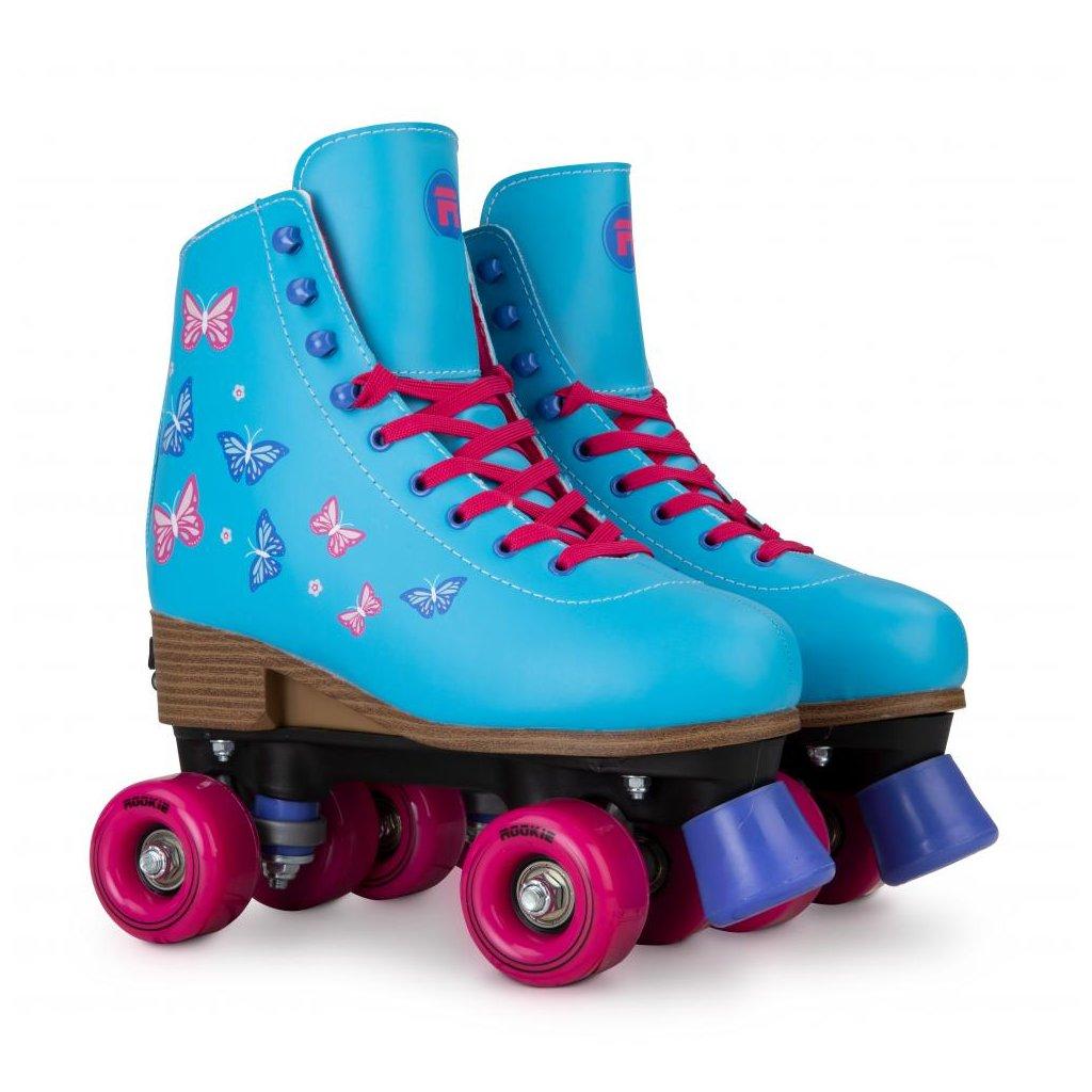 Rookie - Skate Blossom - nastavitelné trekové brusle