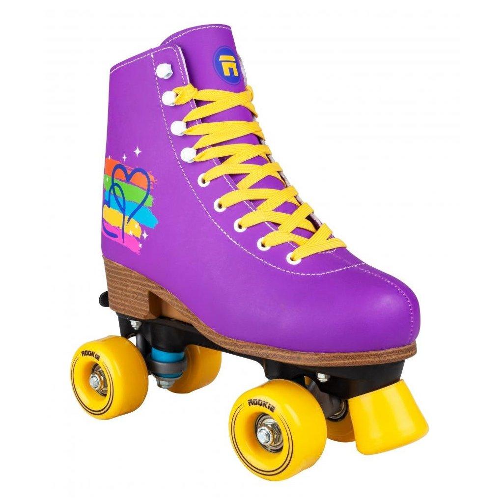 Rookie - Skate Passion - nastavitelné trekové brusle