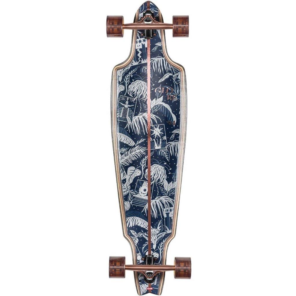 """Globe - Prowler Classic 38"""" Rosewood/Copper - longboard"""