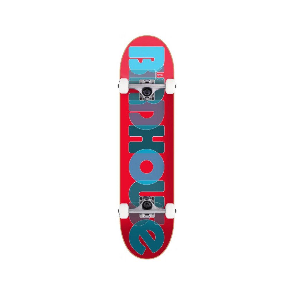 birdhouse stage 1 opacity logo 2 red 80 skateboard complete