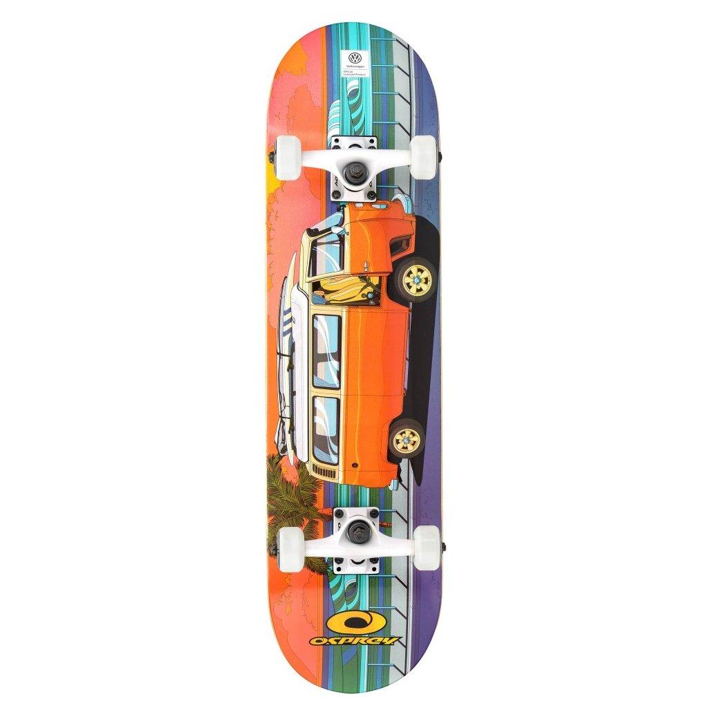 sk0062 vw sunset skateboard 1