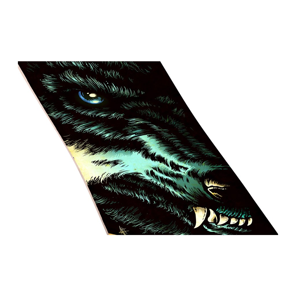 0616008 0# Longboard Curve DT Freeride 39 The Wolf a