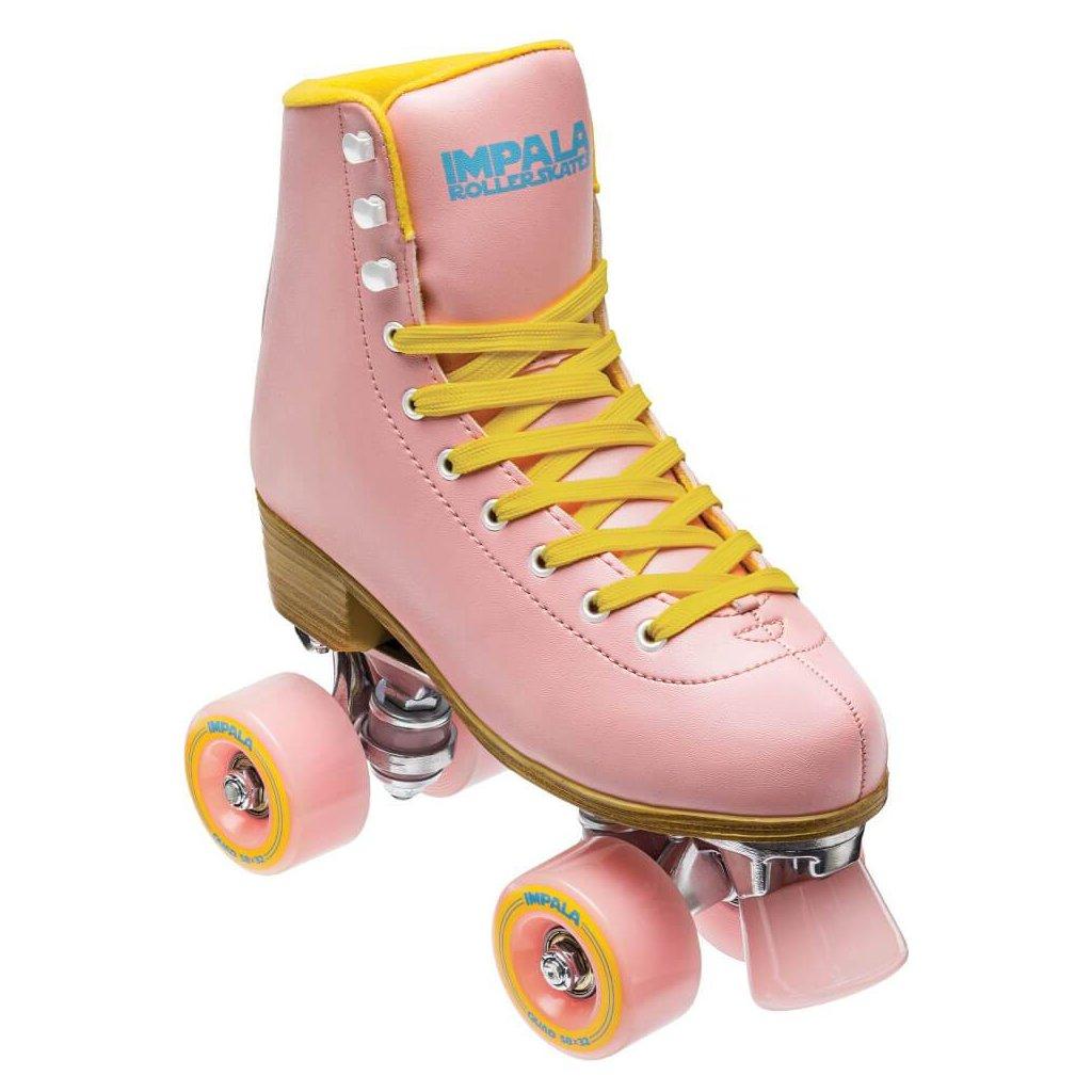 Impala - Quad Skates Pink