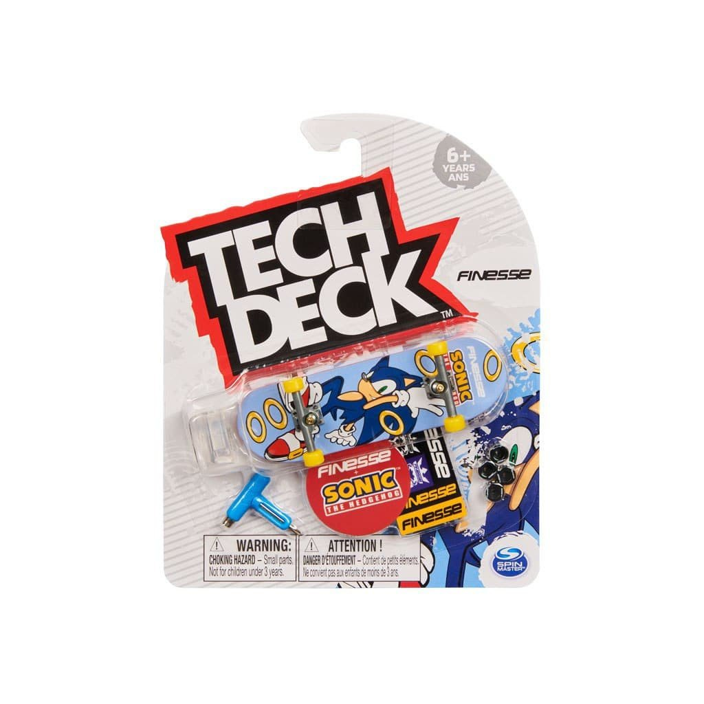 fingerboard techdeck finesse sonic series 22