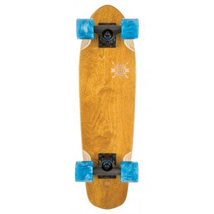 "Globe - Blazer 26"" Blue/Natural - longboard"