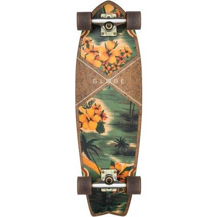 """Globe - Sun City 30"""" Coconut/Hawaiian - longboard"""