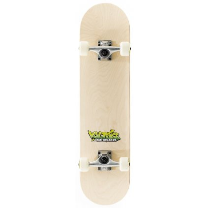 "Voltage - Graffiti Logo 7,5"" Natural - skateboard"