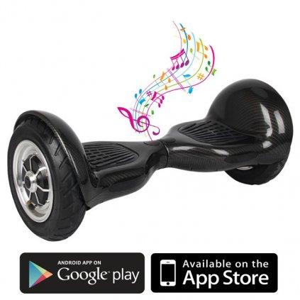 Kolonožka - Offroad Bluetooth APP - Černá