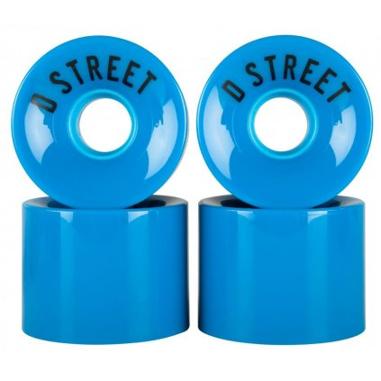 D-Street - 59 Cent 59 x 45 mm 78a Blue (sada 4 ks)