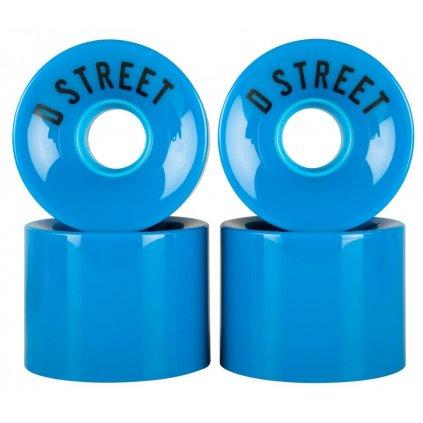 D-Street - 59 Cent 59 x 45 mm 78a Blue