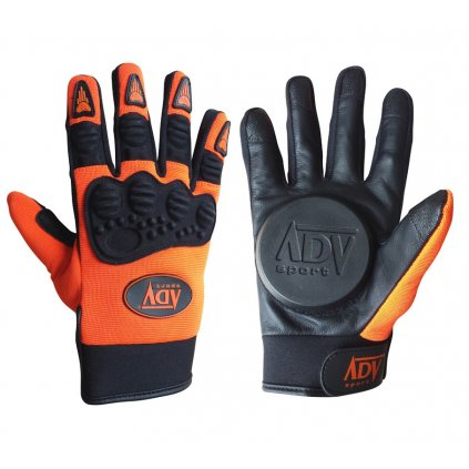 ADV sport - Bord Orange - Rukavice