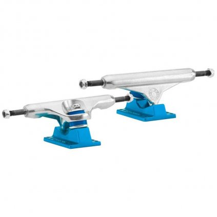 Caliber - Caliber Raw/Satin Blue - 150mm 50° - trucks (2ks)