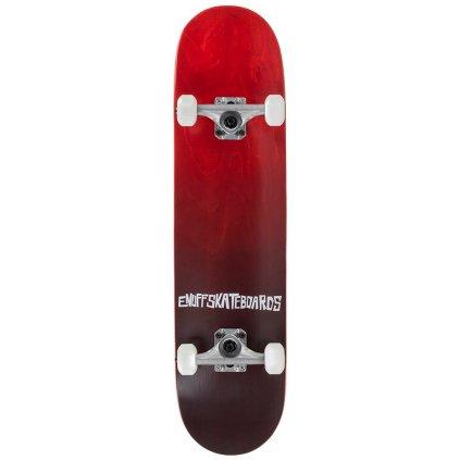 ENU2400 Enuff Skateboards Fade Red Main
