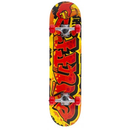 "Enuff - Graffiti V2 - 7,25"" - 7,75"" - Red skateboard"