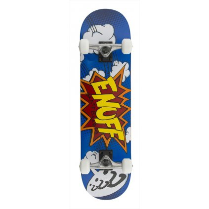 "Enuff - Pow Completes 7,75"" - Blue skateboard"
