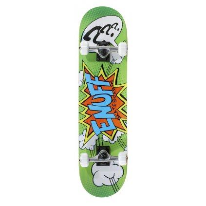 "Enuff - Pow V2 - 7,25"" - Green skateboard"