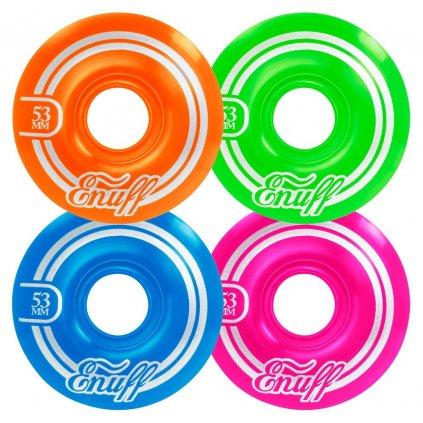 Enuff - Refreshers V2 - 53 mm - 95a - Disco - kolečka (sada 4ks)