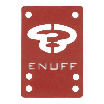 Enuff - Shock Pads - Red - podložky
