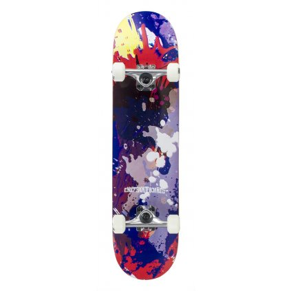 "Enuff - Splat - 7,75"" - Red/Blue skateboard"