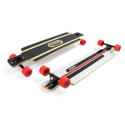 Hammond Longboards - B-40 longboard
