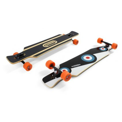 """Hammond Longboards - Ding-Dong 39"""" longboard"""